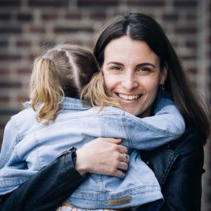 Moeders in de maatschappij- homepage foto